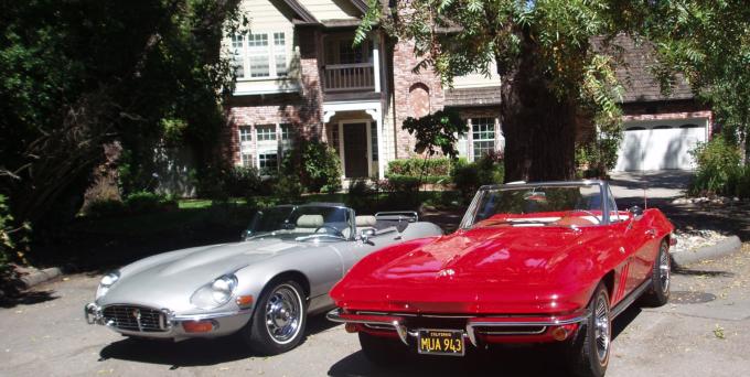 Lance's 1965 Corvette Found