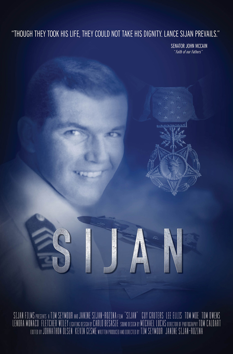 Sijan documentary tells harrowing story of USAFA's only Medal of Honor Recipient