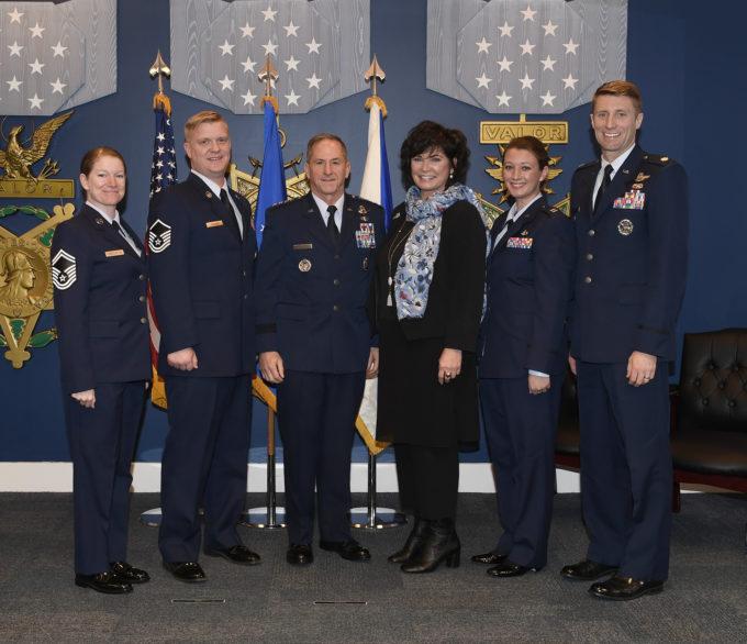 Pentagon hosts Sijan award presentation, first-ever resiliency event